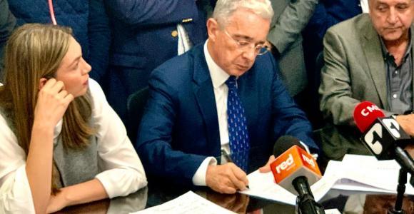Centro Democrático radica tres nuevos proyectos de Ley