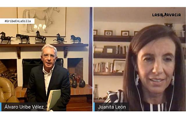 Entrevista con Juanita León en 'La Silla Vacía'  12 junio, 2020
