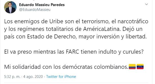 EDUARDO MASSIEU PAREDES