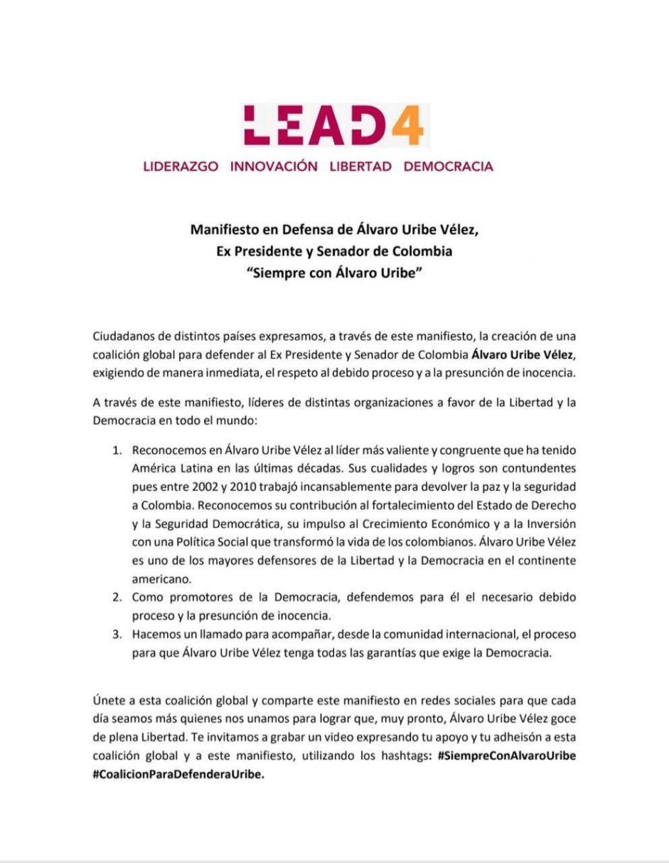 LEAD4 – LIDERAZGO INNOVACIÓN LIBERTAD DEMOCRACIA