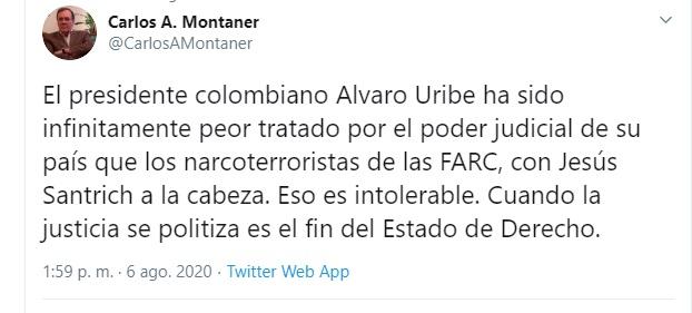 CARLOS MONTANER