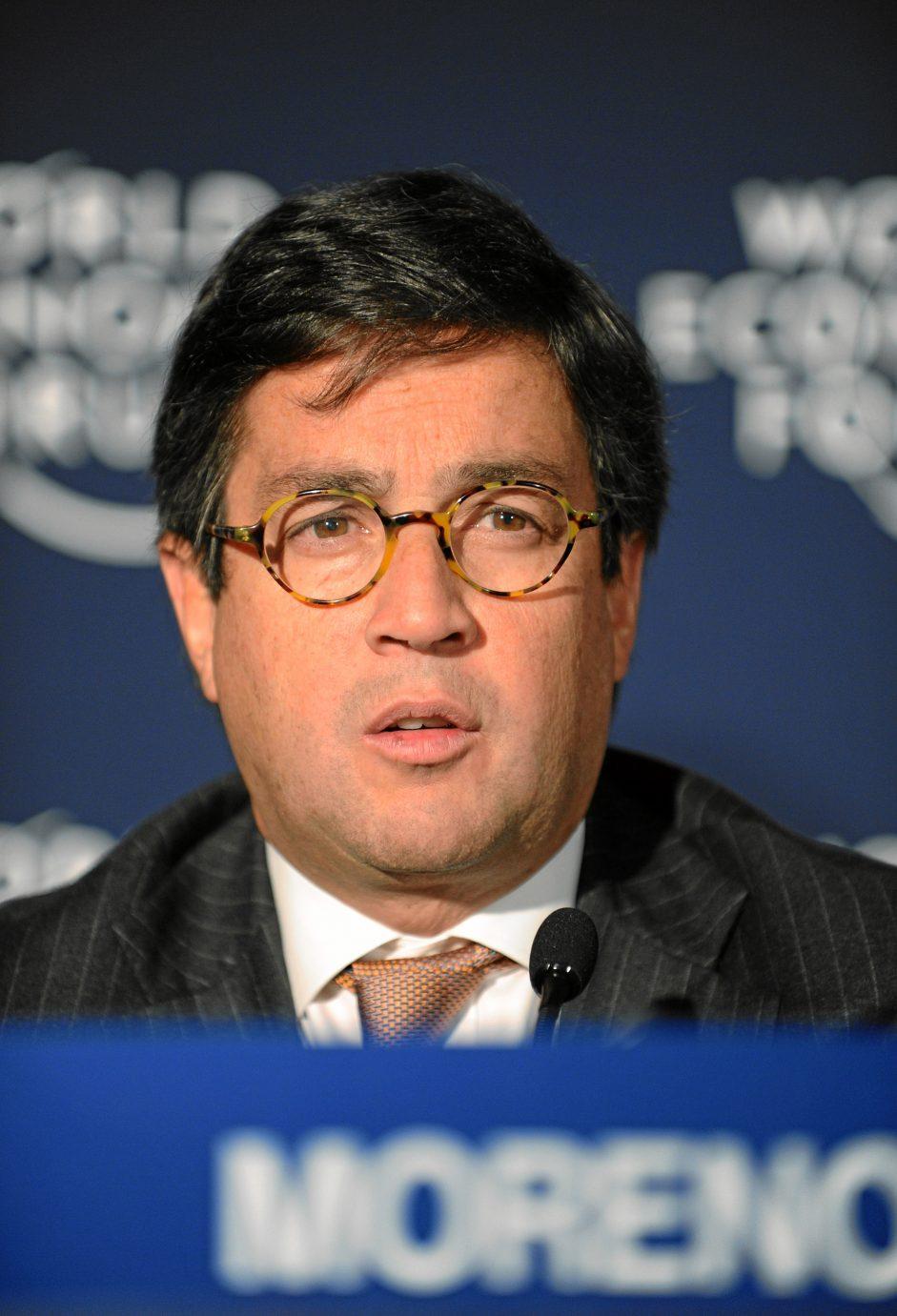 Discurso Luis Alberto Moreno, despedida del BID. Palabras sobre Álvaro Uribe Vélez