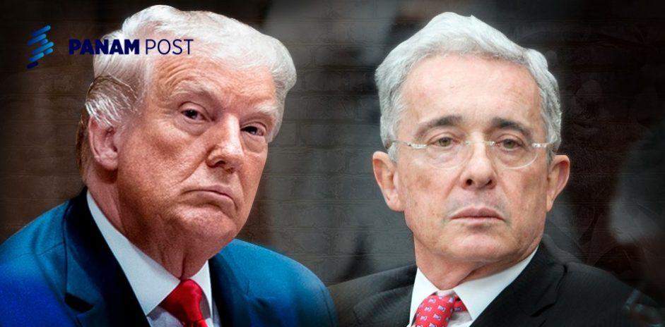Trump y Uribe son el muro de contención contra el castrochavismo