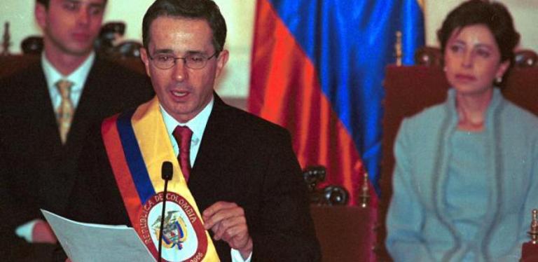 Uribe posicionó a Colombia como una nación segura, próspera, respetada y admirada