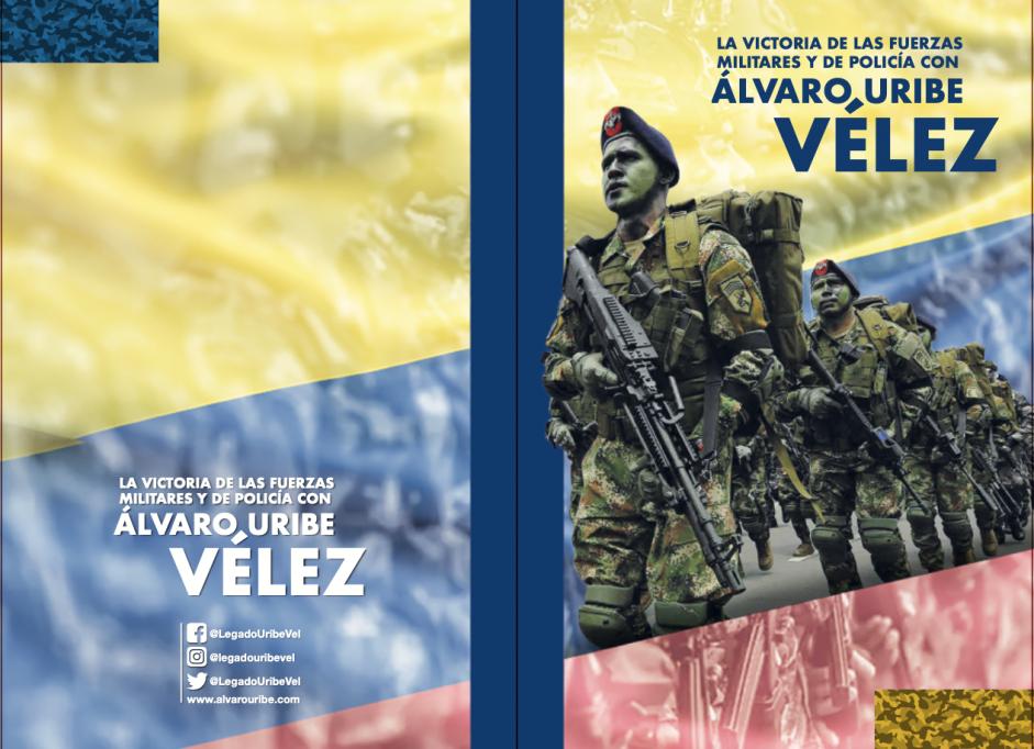 Cartilla: La victoria de las FF.MM. con Álvaro Uribe
