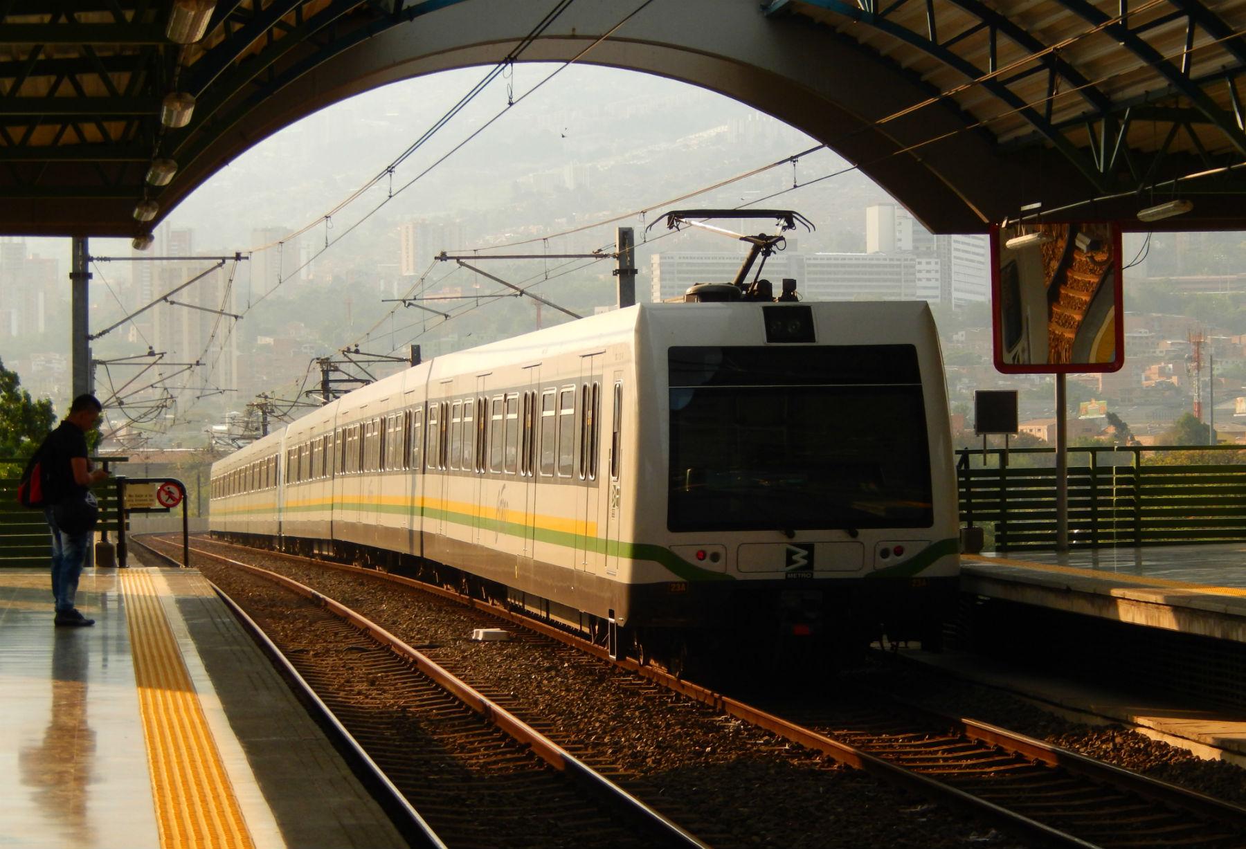 25 años del Metro de Medellín