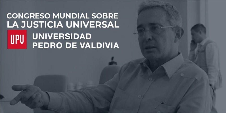 Intervención Congreso Mundial sobre la justicia universal