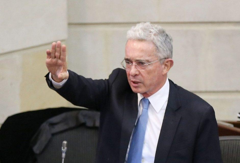 Intervención presidente Álvaro Uribe en plenaria de Cámara 12 de mayo, 2021