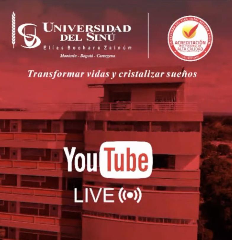 Encuentro Universidad del Sinú 18/08/2021