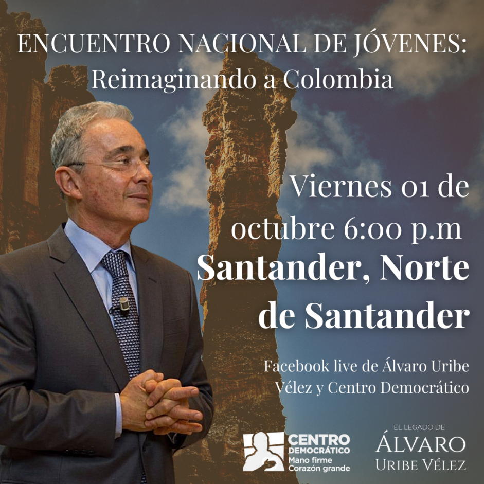 Encuentro Nacional de Jóvenes – Reimaginando a Colombia Santander y Norte de Santander