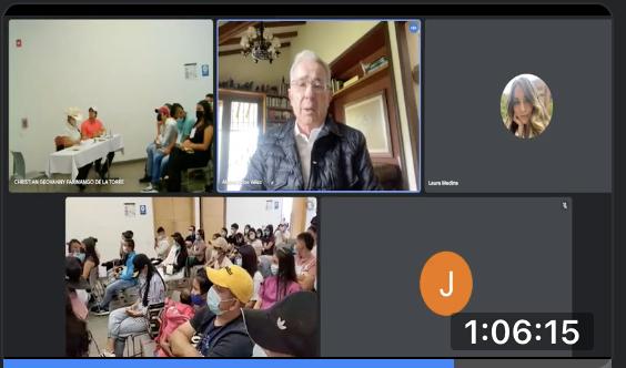 Encuentro Nacional de Jóvenes: Reimaginando a Colombia Casanare