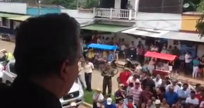 VIDEO Farc y narcotráfico – paz de mentiras
