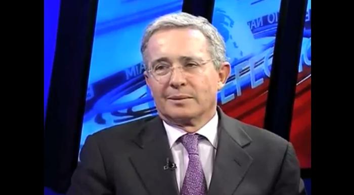 «Venezuela es una Dictadura todavía con votos» Álvaro Uribe Vélez