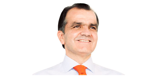 «Quiero ganarme la confianza y el corazón de los colombianos para ser su Presidente» Zuluaga