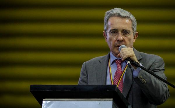 AUDIO Discurso del expresidente Álvaro Uribe Vélez  Convención del Centro Democrático