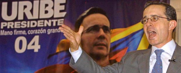 Uribe, «mejor presidente de los últimos tiempos» según encuesta Datexco