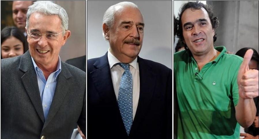 Uribe, Pastrana, Fajardo y más políticos que tomaron decisiones clave sobre Hidroituango