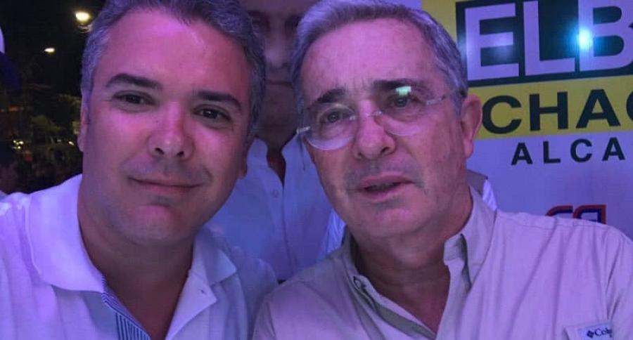 """""""Uribe sacó a Colombia de senderos tenebrosos"""", afirma insólita introducción del PND"""